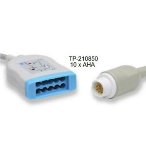 Philips Hp Ekg Trunk Cable