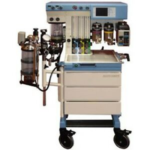 Drager Narkomed Gs Anesthesia Machine Certified Pre owned