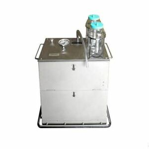 Berkeley Vc 2 Suction Machine Certified Pre owned