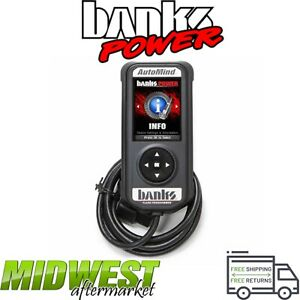Banks Power Automind Programmer Hand Held For 1999 2015 Ford Diesel