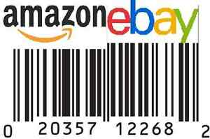 15 000 Upc Ean Codes Certified Numbers Barcodes Amazon Ebay Lifetime