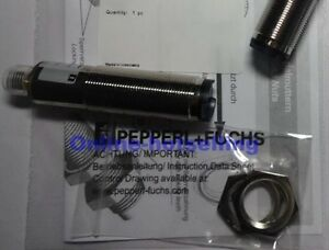Pepperl Fuchs Inductive Sensor Obs4000 18gm60 e4 v1 New In Box