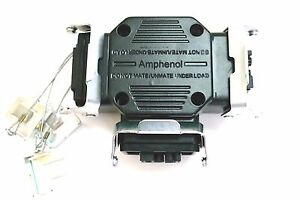 New Amphenol 179733 Powerboss P28574 Sine systems 3 phase Enclosure Grounded
