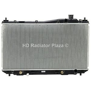 Radiator Replacement For 01 05 Honda Civic 1 7l 4 Cylinder L4 Lx Ex Coupe Sedan