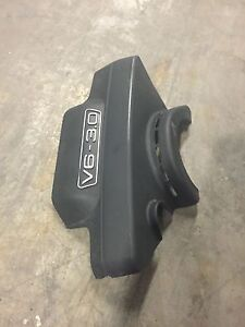02 06 Audi Used Front Engine Cover 06c103927d Oem M020ad D53