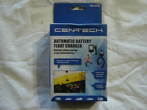 Cen Tech Automatic Battery Float Charger