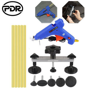 Pdr Tools Bridge Puller Kits Paintless Dent Repair Auto Body Set Hail Removal