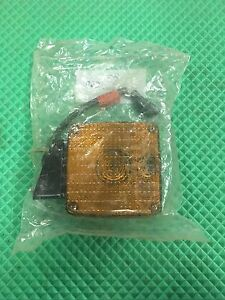 Oe Ford Grote Truck Part Signal Marker Amber Flasher Lamp Assembly F5hz 13369 a