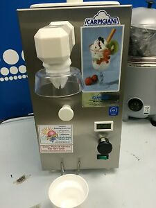 Carpigiani Whipped Cream Machine Model Kw 50 Gelat Ice Cream Bakery Cafe
