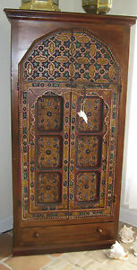 Beautiful Armoire Made With Antique Doors