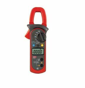Ut203 Digital Clamp Multimeter Dc Ac Dca
