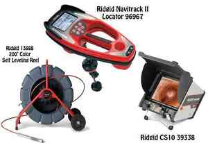 Ridgid 200 Color Sl Reel 13988 Navitrack Ii Locator 96967 Cs12x 57288