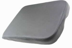 Center Console Armrest Leather Synthetic Cover For Dodge Ram 02 08 Black
