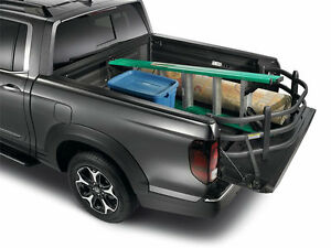 Genuine Oem Honda Ridgeline Bed Extender 2017 2018 Works With Tonneau Cover