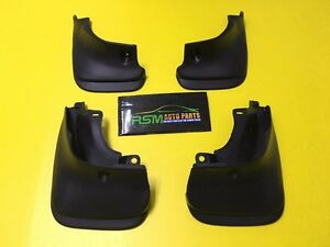 Fits To Toyota Corolla 1993 1997 Sedan Splash Guards Mud Flaps 4pcs Hard To Find