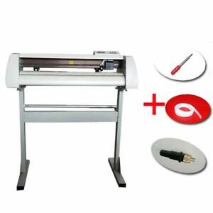 New 24 Cutting Plotter Vinyl Cutter With Artcut Software Sticker Best Design