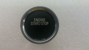 Oem Parts Engine Start Stop Switch Button For Chevrolet Cruze 2013