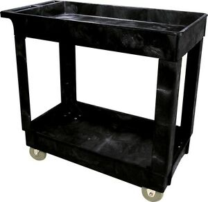 Rubbermaid Service utility Carts