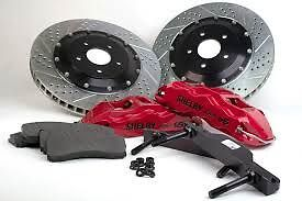 2005 2014 Ford Mustang Baer Shelby Extreme Front Brake Kit
