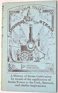 Digging By Steam A History By Tyler 1977 rb234 Model Live Steam Myford Lathe