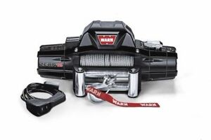 Warn Zeon 12 Series 12 000 Lb Recovery Winch 89120