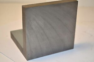 Nos Busch Usa 2404 Cast Iron Ribbed Machinists Set up Angle Plate 4 X 4 X 4