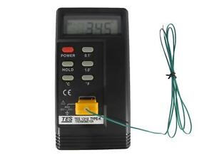 Digital Lcd Thermometer Temp Meter For K Thermocouple In Celcius Or Fahrenheit