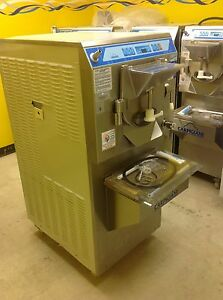 New Carpigiani Lb 502 Rtx Batch Freezer Gelato Ice Cream 1 Phase Air Cooled