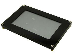 4 3 Inch Graphical Lcd Touchscreen 480x272 Spi Interface Ftdi Eve Ft800