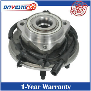 New Front Wheel Hub Bearing For Ford Aviator Mountaineer Explorer 4 Door W abs