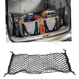 Universal Car Trunk Cargo Net Mesh Storage Organizer Pocket For Subaru Forester