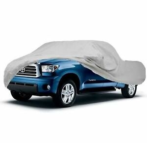 Toyota Tacoma 2005 2012 Double Cab Long Bed Truck Pick Up Cover Prerunner Trd Wp