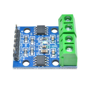 L9110 2 Channels Stepper Motor Dual Motor Driver Controller Board For Arduino M
