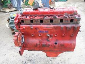 International D436 Engine Long Block Good Used 436dt2u070905