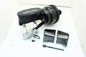 1960 66 Chevy Truck Wilwood Black Booster Conversion Kit Proportioning Valve