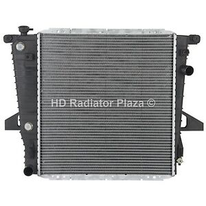 Radiator Replacement For 95 97 Ford Explorer V6 4 0l Ohv Only Fo3010149 New