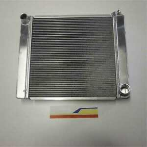 Gm Style 25 x19 Universal Aluminum Racing Radiator Heavy Duty Extreme Cooling