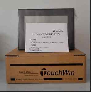 Tg765 mt Xinje Touchwin Hmi Touch Screen 7 Inch With Program Cable New