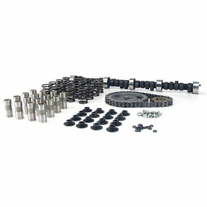 Comk12 600 4 Complete Cam Kit Hydraulic Flat Tappet Sbc 58 85 V 8