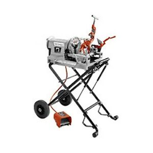 Ridgid Compact Threader 300 52 Rpm Kit W stand 75602