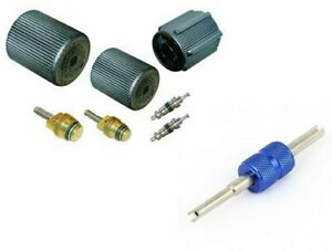 A C System Valve Core And Cap Schrader Remover Kit Mt2905