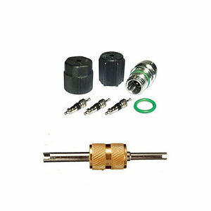 A C System Valve Core And Cap Schrader Remover Kit Mt2901