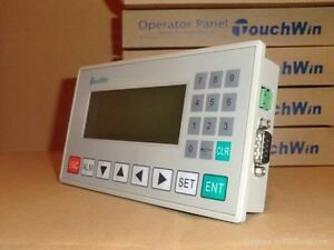 Op320 a s Xinje Touchwin Operate Text Panel Stn Single Color 20 Keys New In Box