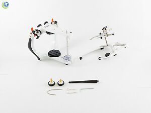 New Dental Lab Bioart A7 Plus Semi adjustable Articulator With Face Bow
