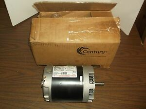 New Direct Drive Blower Motor Century F273 a50t
