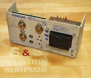 International Power Ihd24 4 8 24 Vdc 4 8 Amp Power Supply Used