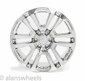 4 New Chevy Silverado Avalanche Chrome 22 Wheels Rims Lugs Ck158 Free Ship
