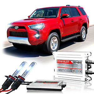 Genssi Hid Xenon Conversion Kit Bulbs 55w X Treme For Toyota 4runner 2011 2016
