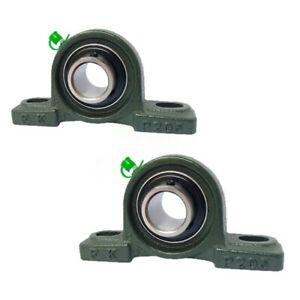 2 Pack 2 Ucp210 32 Self align Ucp210 Pillow Block Bearing Ucp 210 Zskl