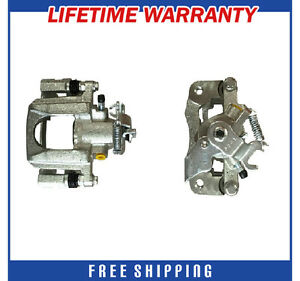 Completely New Premium Quality Rear Brake Calipers Pair Set Fit Chevy Gmc Vw